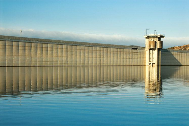 Olienhain Reservoir Tower