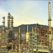 Oil refinery canada