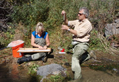 Red River Aquatic Biological Monitoring and Regulatory Support | GEI