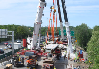 I-93 Fast 14 Accelerated Bridge Replacement Project | Infrastructure | GEI