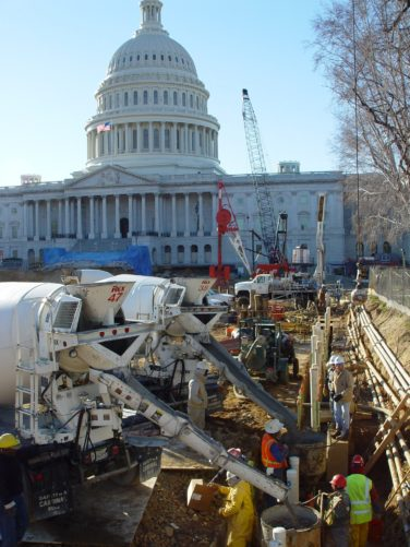 United States Capitol Visitor's Center - GEI