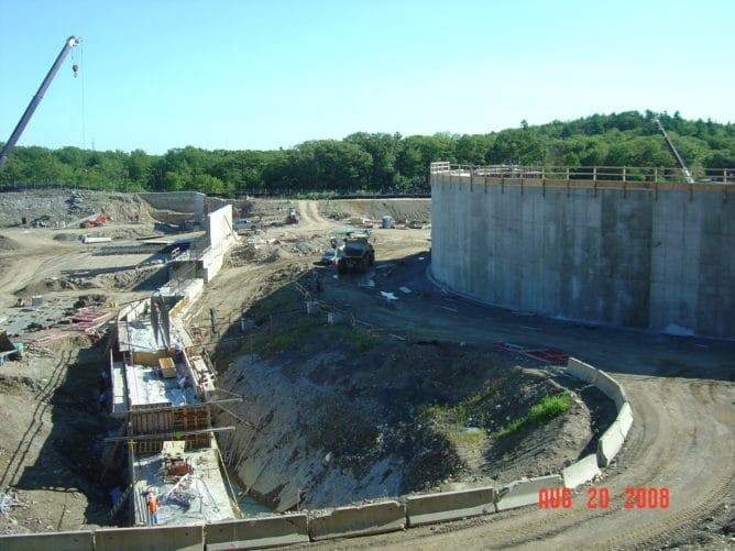 Blue Hills Covered Storage Design Build - GEI