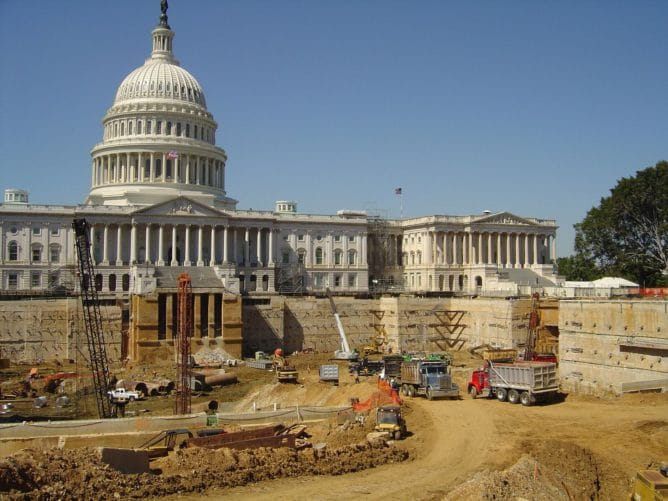 United States Capitol Visitor's Center - GEI