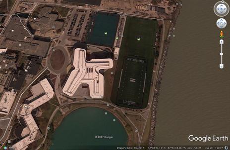 Google Earth shot