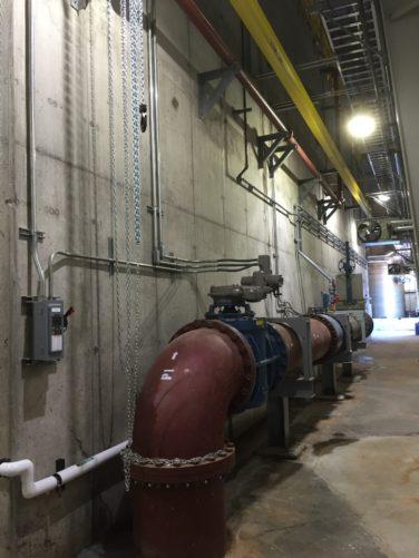 indoor pipe