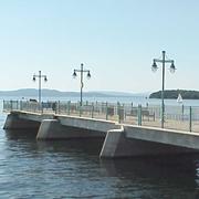 Burlington Fishing Pier