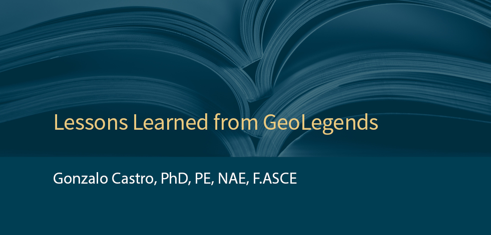 Lessons Learned from GeoLegends graphic