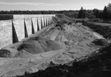 Boney Falls Hydroelectric Project