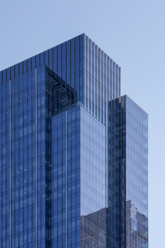 top of 150 North Riverside Plaza building