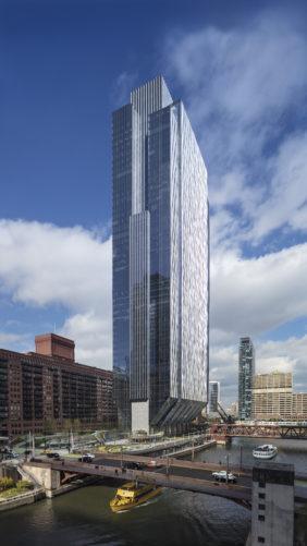 150 North Riverside Plaza building