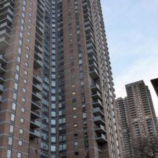 Manhattan Plaza tower