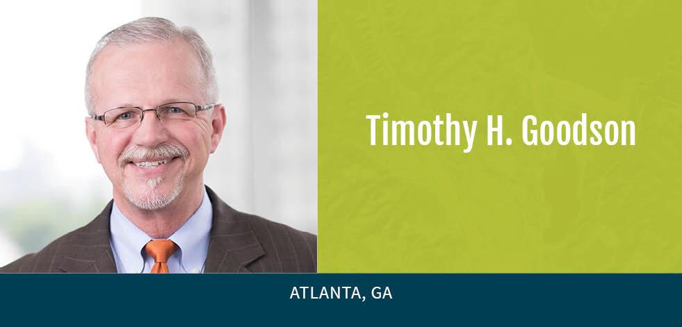Timothy H. Goodson photo, Atlanta, GA